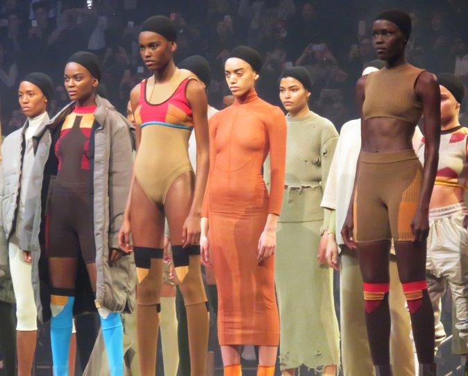 Photos : Kanye West : nouvelle collection, nouvel album, nouvelle collab' : tremblement de terre au Madison Square Garden !
