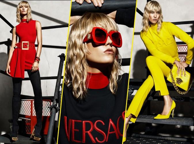 Photos : Karlie Kloss : l'intégralité de sa campagne pour Versace enfin dévoilée !
