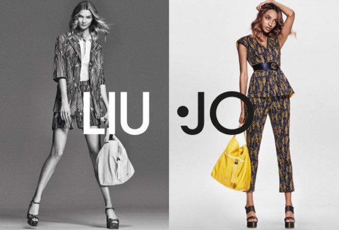 Photos : Karlie Kloss et Jourdan Dunn : sporty, casual et colorés pour la nouvelle campagne Liu Jo