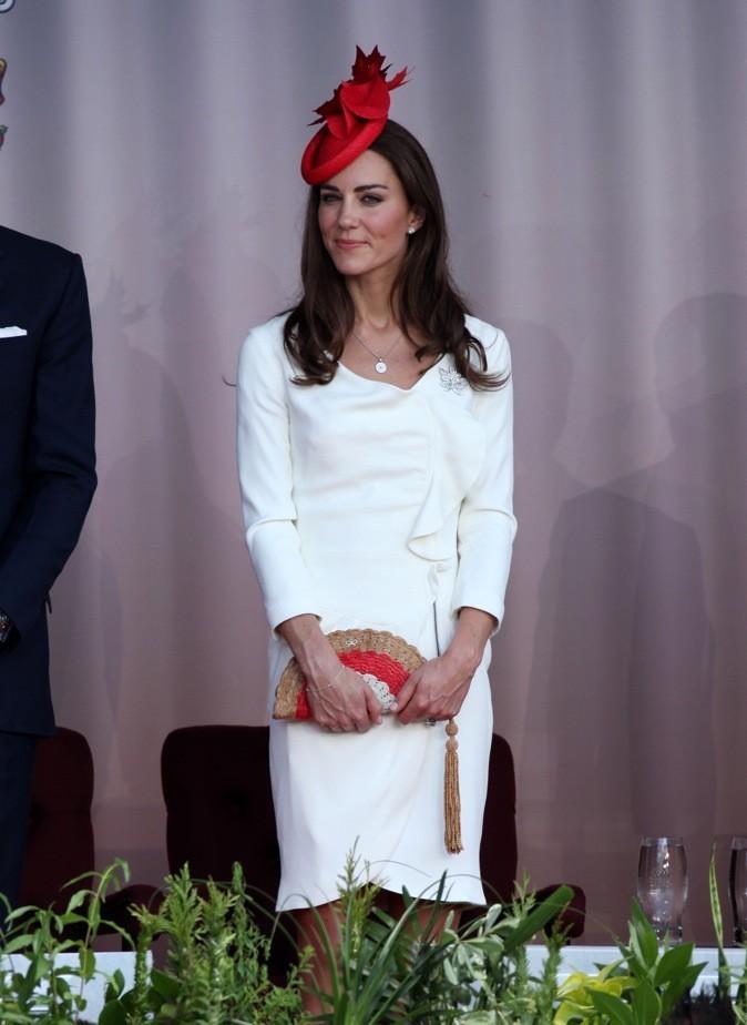Kate Middleton au Canada !