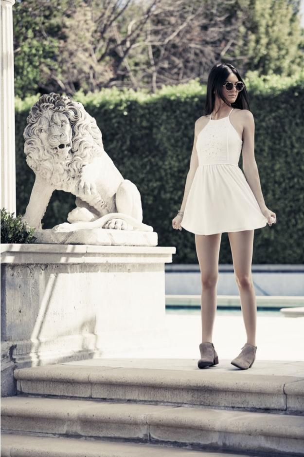 Kendall et Kylie Jenner : jeunes et girly pour PacSun !
