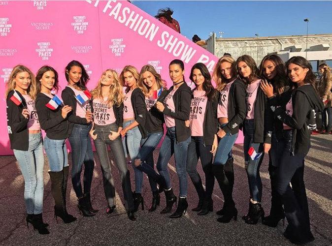 Kendall Jenner, Bella Hadid, Alessandra Ambrosio : les anges Victoria's Secret prêts à envahir Paris !