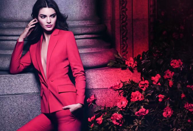 Kendall Jenner pour Modern Muse Le Rouge d'Estée Lauder