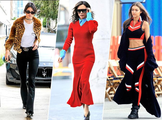 Kendall Jenner, Victoria Beckham, Gigi Hadid : où trouver leurs looks en moins cher ?