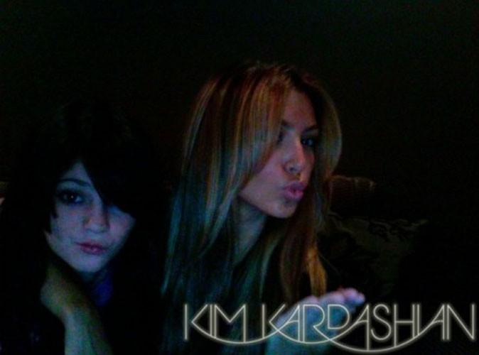 Photos : nous savions que Kim était une star de la vidéo amateur...