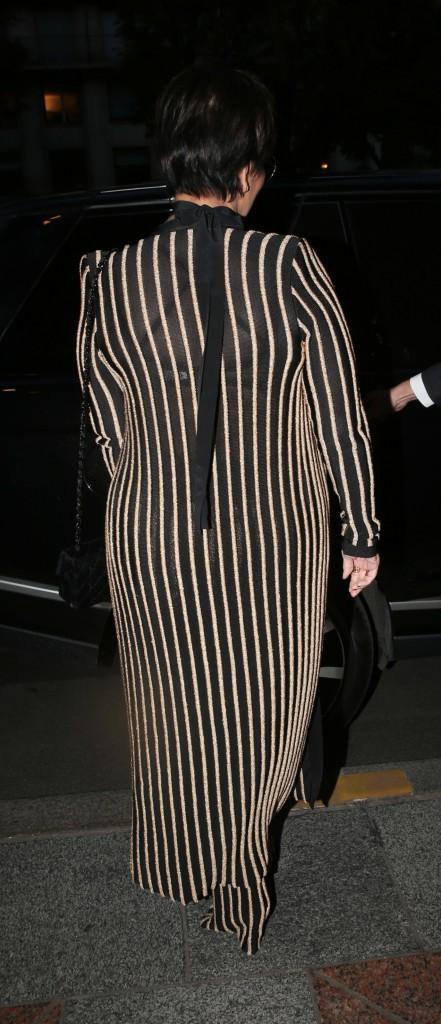 Kris Jenner le 2 octobre 2015