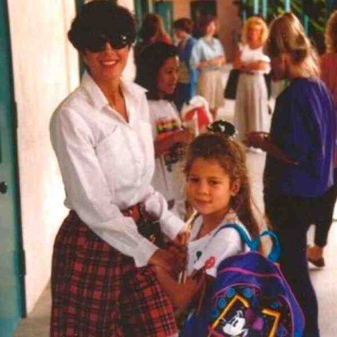 Kris Jenner et Khloé Kardashian
