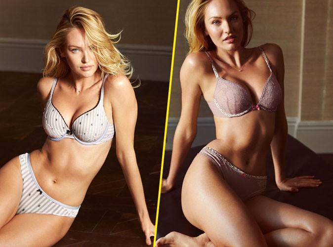 Photos : La bombe Candice Swanepoel fait grimper la température pour Victoria's Secret !