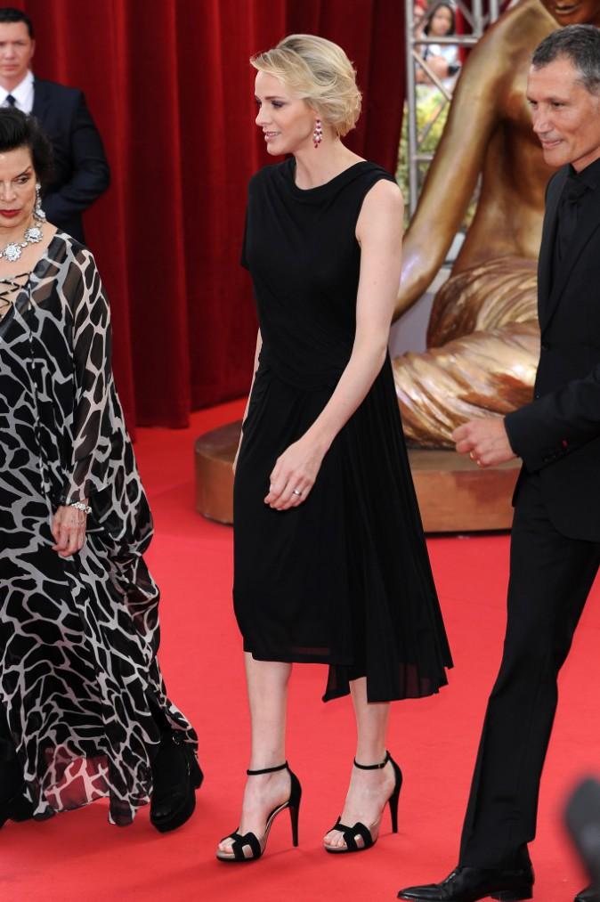 La princesse de Monaco, Charlene Wittstock