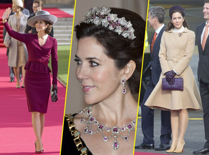 Photos : La princesse Mary du Danemark vole la vedette à Kate Middleton !