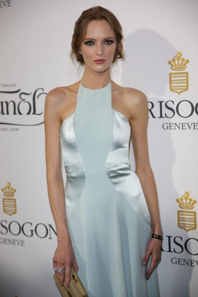 Les plus beaux beauty look de la soirée de Grisogono : Daria Strokous