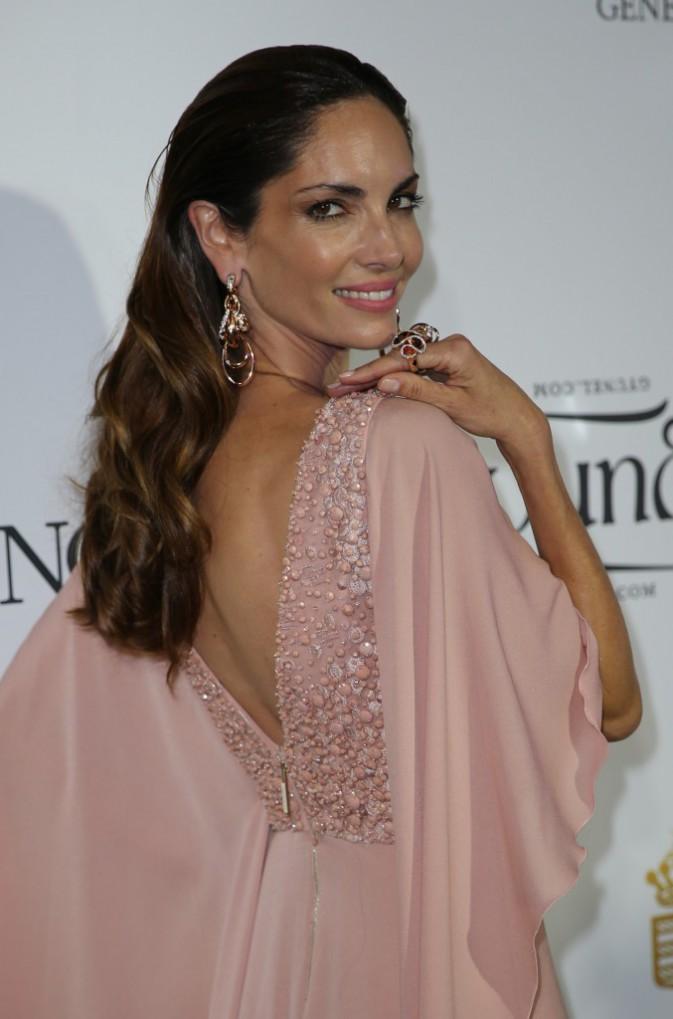 Les plus beaux beauty look de la soirée de Grisogono : Eugenia Silva