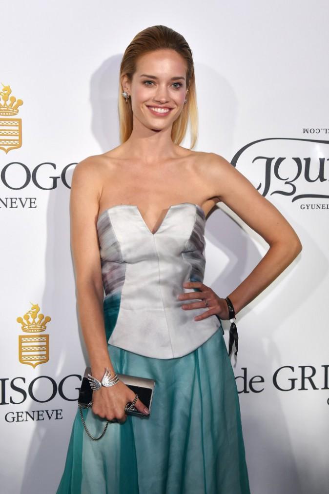 Les plus beaux beauty look de la soirée de Grisogono : Julie Ordon