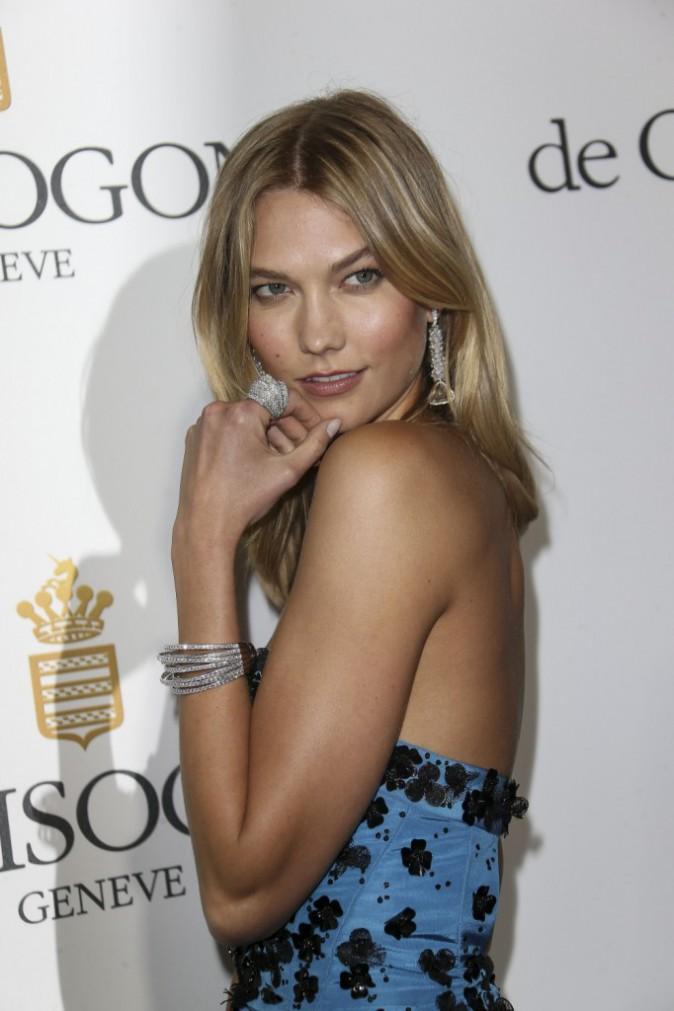 Les plus beaux beauty look de la soirée de Grisogono : Karlie Kloss