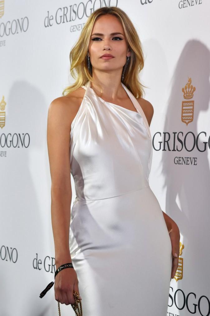 Les plus beaux beauty look de la soirée de Grisogono : Natasha Poly