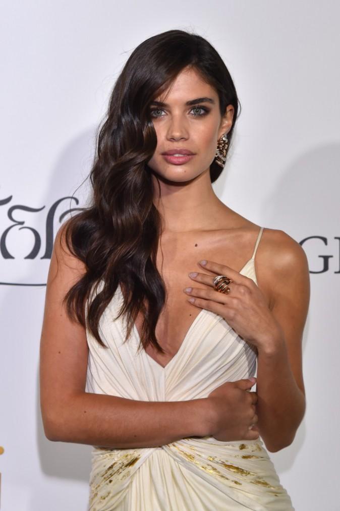 Les plus beaux beauty look de la soirée de Grisogono : Sara Sampaio