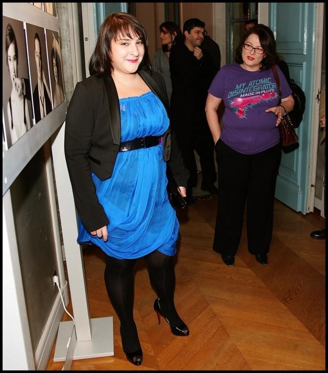 Marilou Berry à la soirée des révélations : Césars 2009
