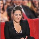 """Marilou Berry sur le plateau de l'émission """"Vivement dimanche"""""""