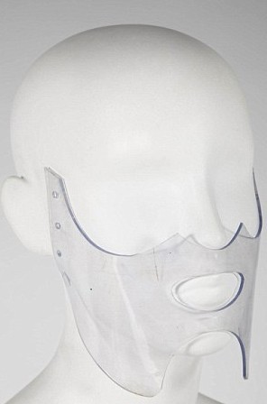 Le masque est estimé à 5 000$