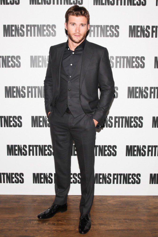 La soirée Men's Fitness May Cover à New-York City