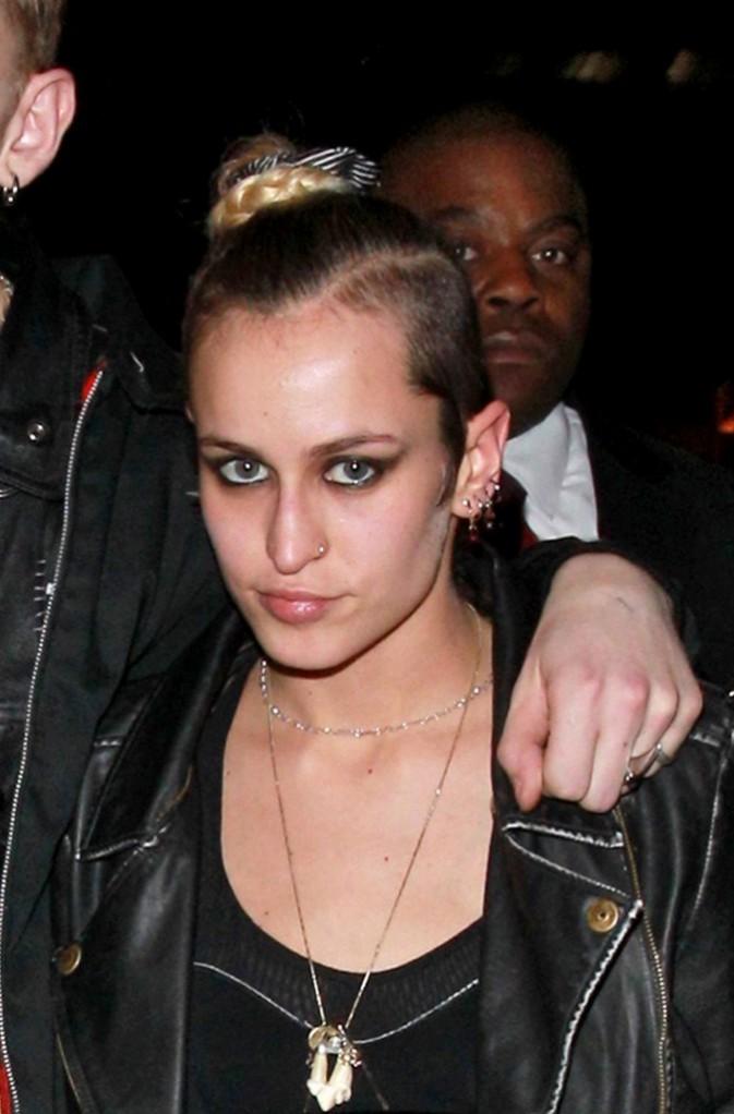 Une fashionista trash et sexy !