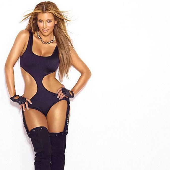 Kim Kardashian, photoshop est passé par là !
