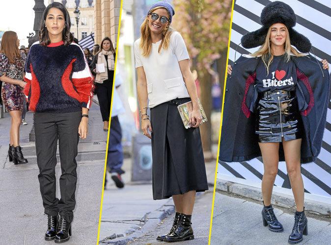 Leïla Bekhti, Olivia Palermo, Chiara Ferragni... Un petit coup de boots ?