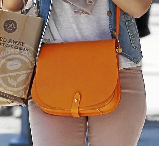 Le Saddle Bag de Ralph Lauren