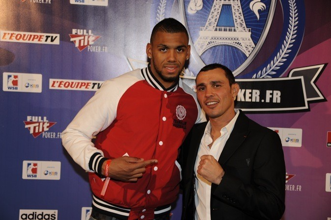 Yann M'vila sur le red carpet !