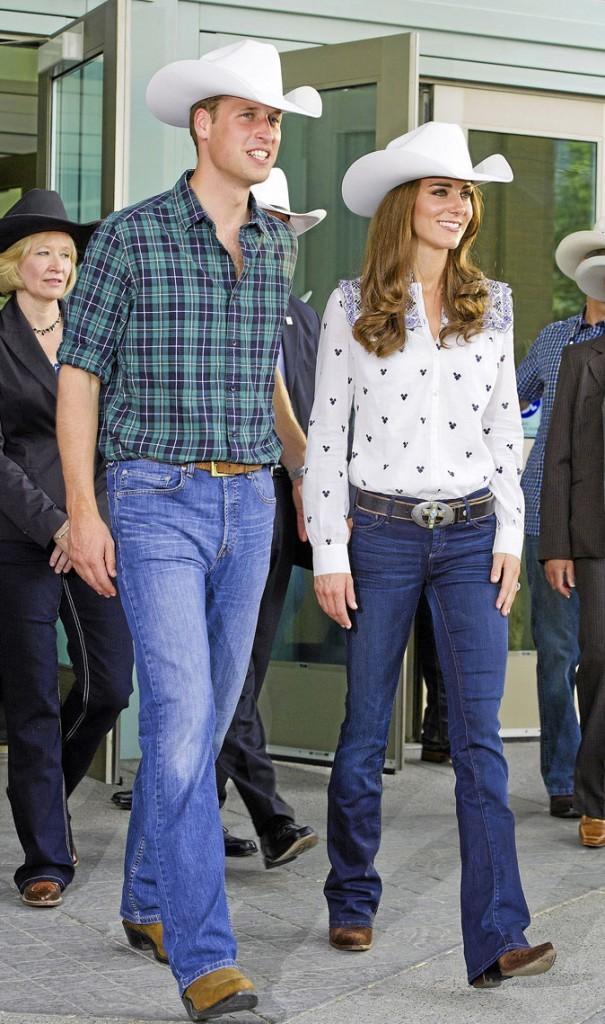 Kate Middleton et le prince William : trop mignons avec des fringues assorties ?