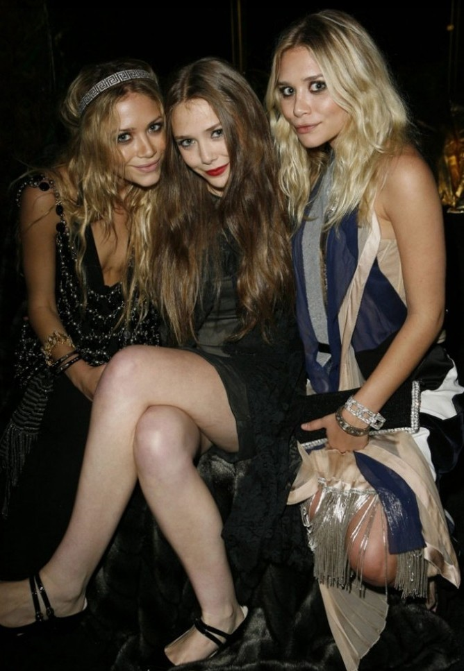 Les 3 soeurs Olsen