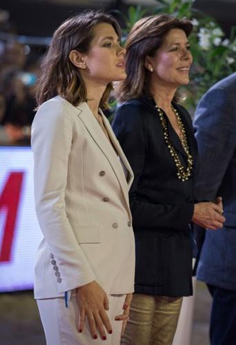 Charlotte et sa mère Caroline de Monaco, les beautés de la Royauté monégasque