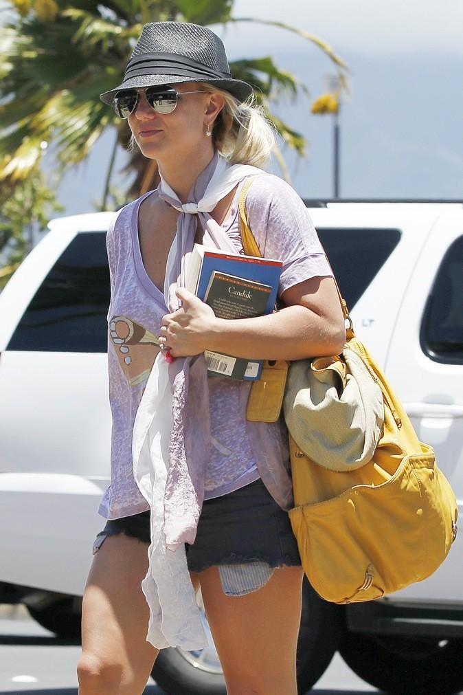 Britney Spears : une femme estivale !