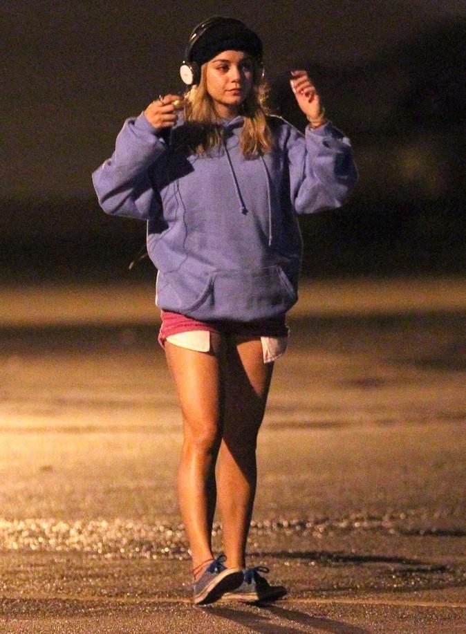 Vanessa hudgens en mode gangsta girl !