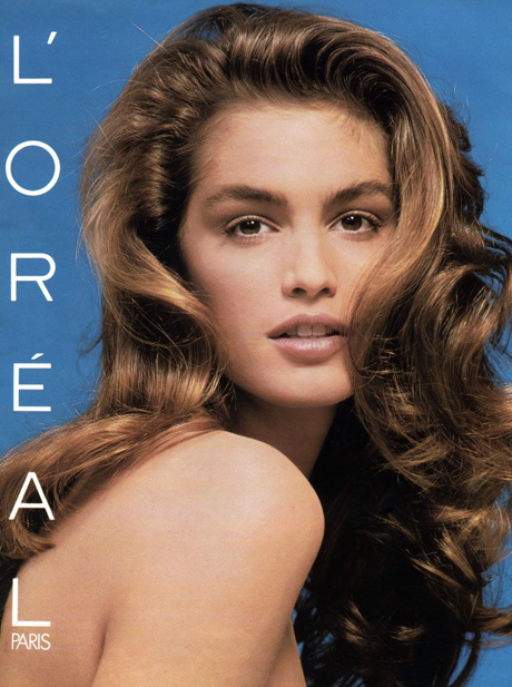 17. Cindy Crawford