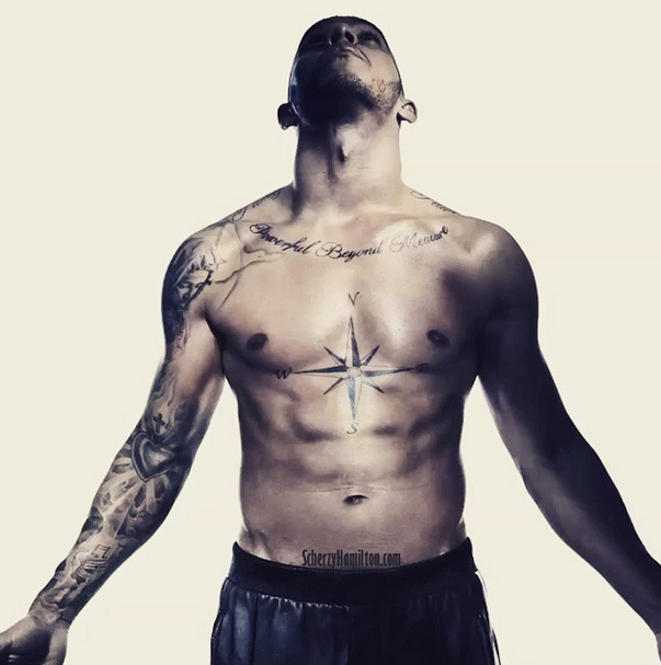 Photos : Lewis Hamilton, sexy boy pour Men's Health !