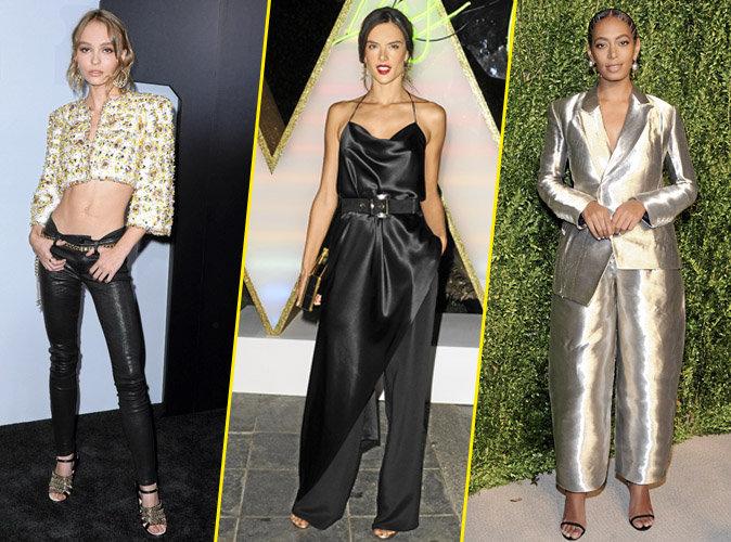 Lily-Rose Depp, Alessandra Ambrosio, Solange Knowles... Bien dans sa fête !