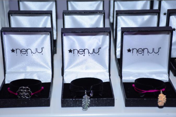 Les bijoux Nenju jewels