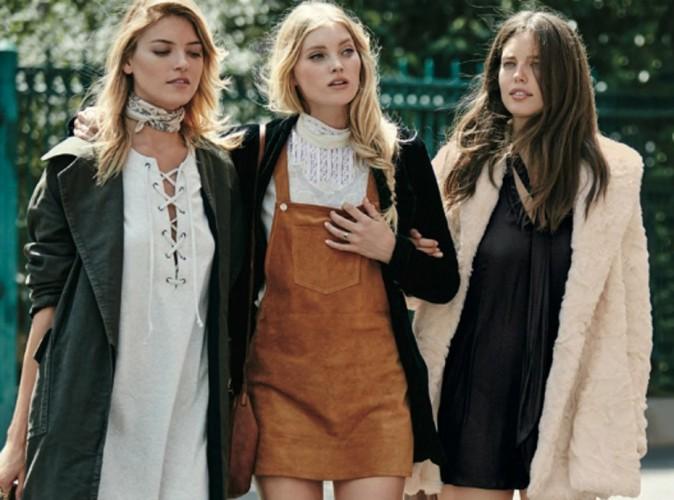 Photos : Martha Hunt, Elsa Hosk et Emilie DiDonato Parisiennes pour Free People !