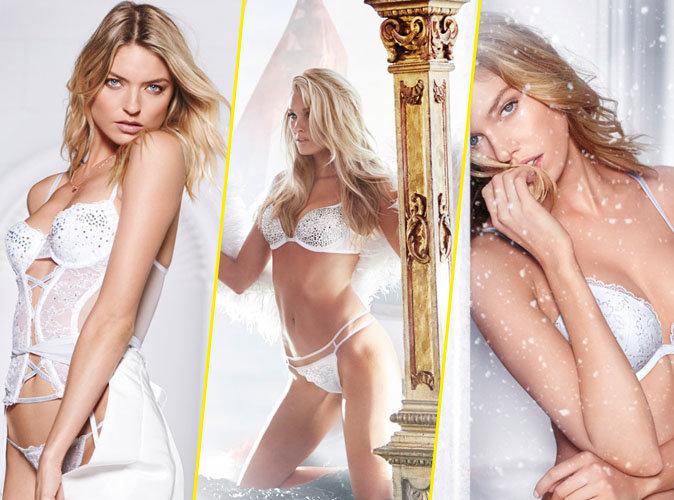 Photos : Martha Hunt, Elsa Hosk, Stella Maxwell... Trois Anges 100% hot pour Victoria's Secret !