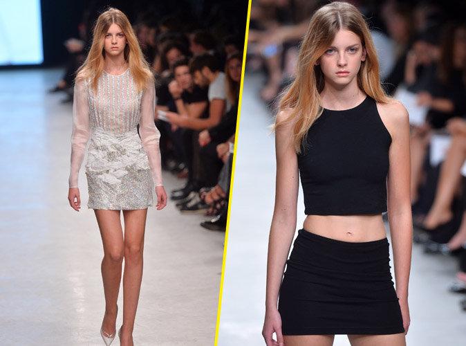 """Mathilde (Elite Model Look) : """"Lorsque j'ai entendu mon prénom, je n'y croyais pas !"""""""