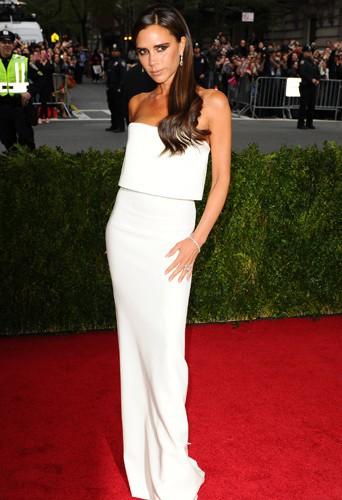 Victoria Beckham à New York le 5 mai 2014