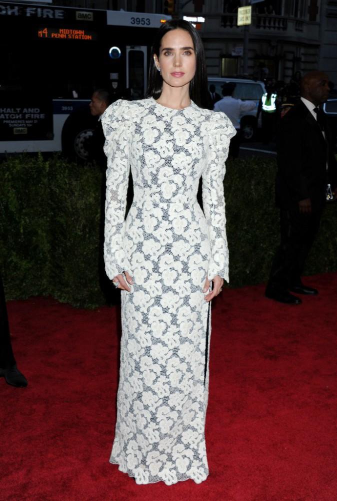 Jennifer Connelly en Louis Vuitton