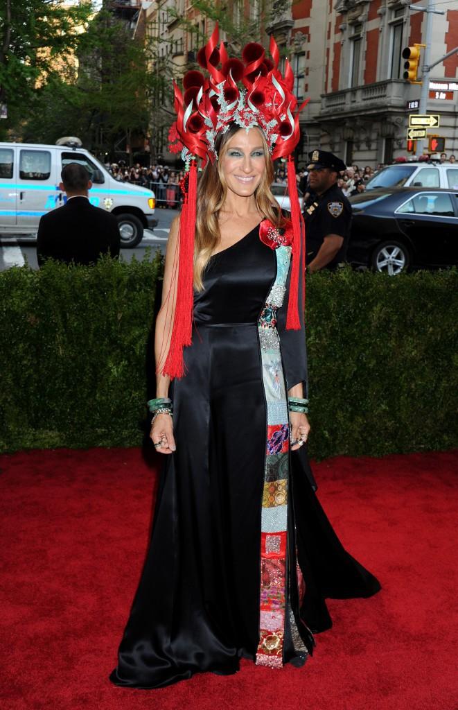 Sarah Jessica Parker en H&M