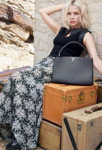 Photos : Michelle Williams et Alicia Vikander nous invitent au voyage pour Louis Vuitton !