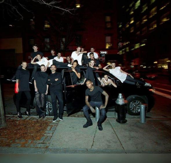 Campagne Givenchy printemps-été 2016