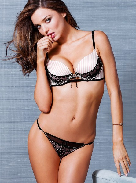 Miranda Kerr pour Victoria's Secret