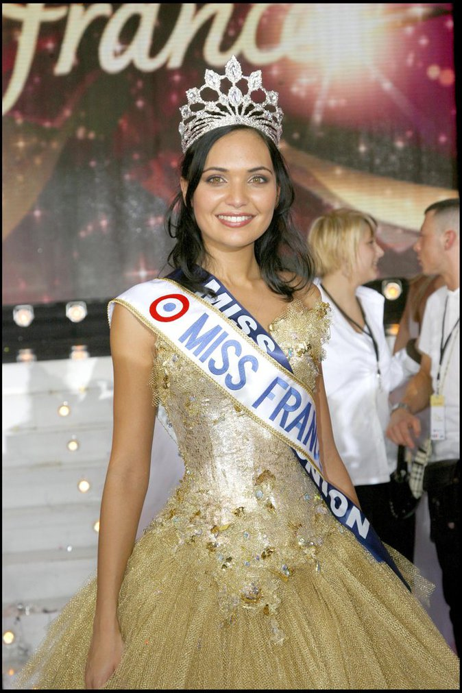 Valérie Bègue, Miss France 2008