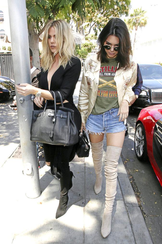 Les cuissardes de Kendall Jenner : DO !