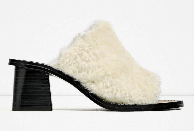 Mules, Zara 59,95 €